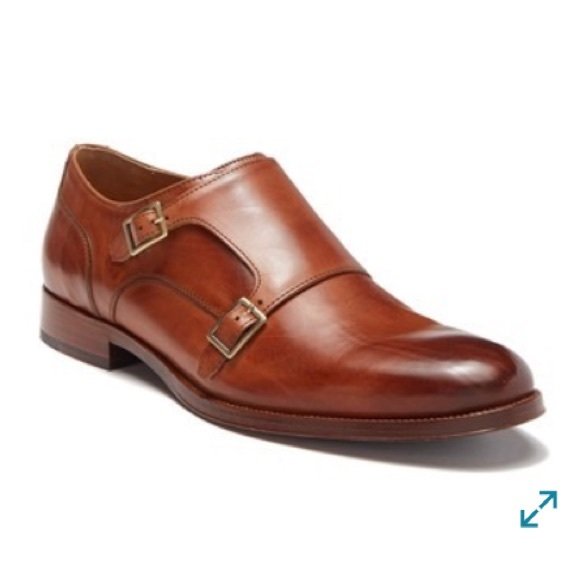 latest fashion discount website for discount Cole Haan Double Monk Strap Shoes 9.5